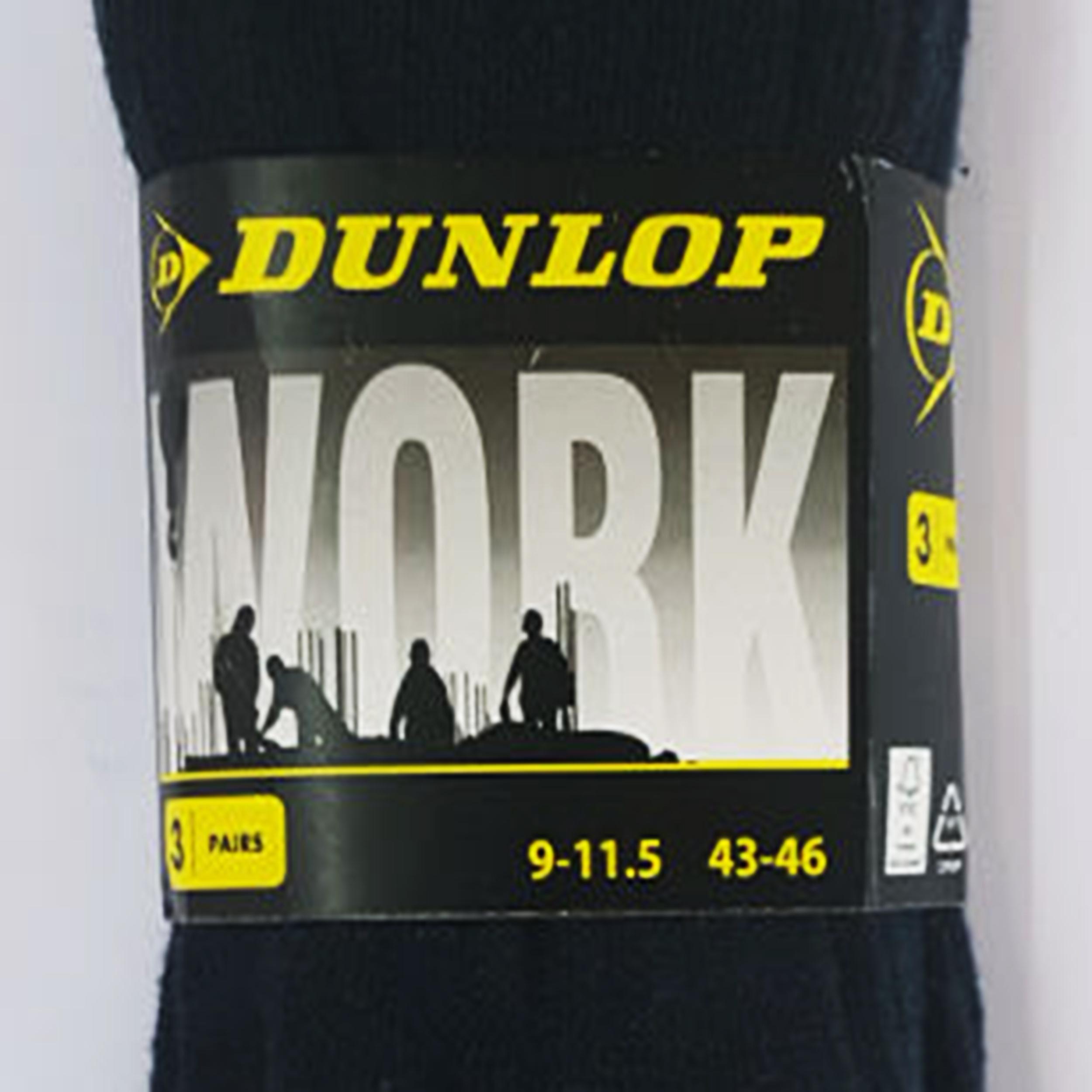 جوراب مردانه دانلوپ مدل 511 بسته 3 عددی