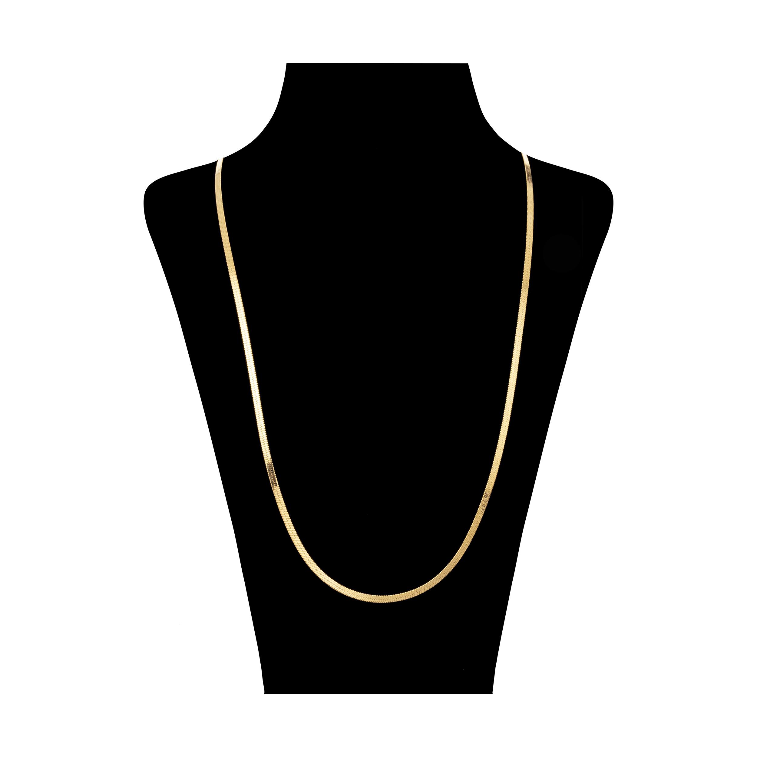 زنجیر طلا 18 عیار زنانه مایا ماهک مدل MM1271