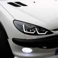 چراغ جلو خودرو مدل pe-001 مناسب برای پژو 206 بسته 2 عددی thumb 2