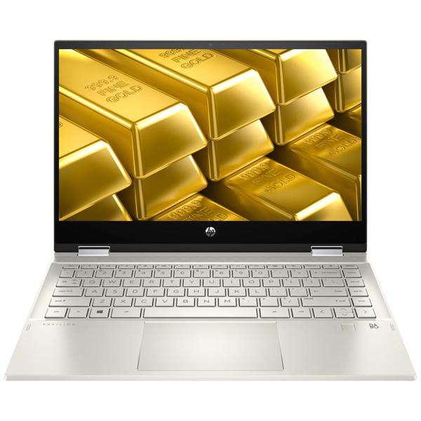 لپ تاپ 14 اینچ اچپی مدل Pavilion x360 14-DW100-C