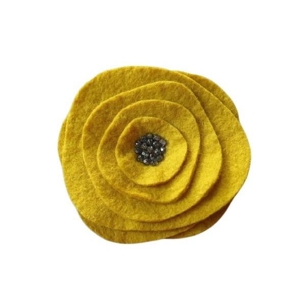 گل سینه زنانه مدل 1406