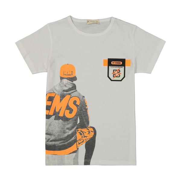 تی شرت پسرانه بی کی مدل 2211125-01