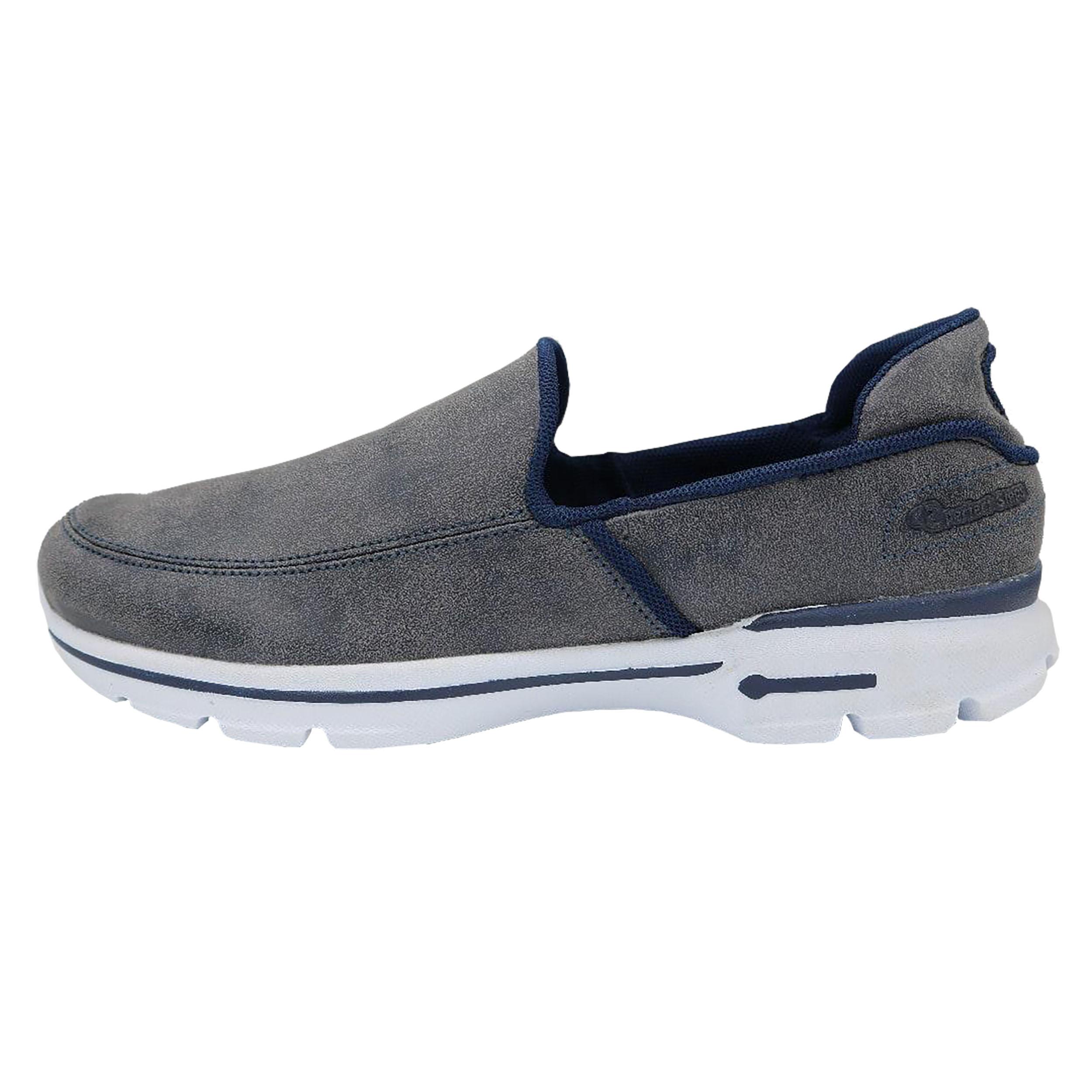 کفش پیاده روی مردانه پرفکت استپس مدل الگانت رنگ سرمه ای