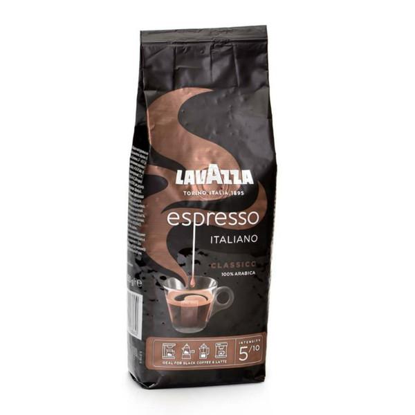 دانه قهوه اسپرسو ایتالیانو کلاسیکو لاواتزا - ۲۵۰ گرم