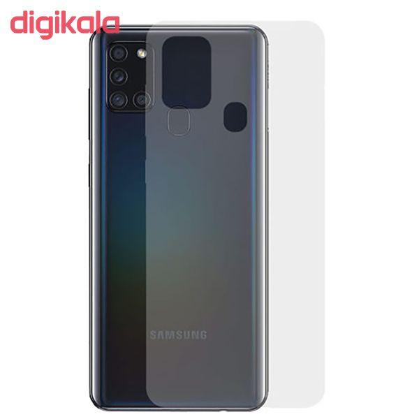 محافظ پشت گوشی مدل GL-005 مناسب برای گوشی موبایل سامسونگ Galaxy A21s main 1 1