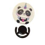 پایه نگهدارنده گوشی موبایل پاپ سوکت مدل Panda thumb