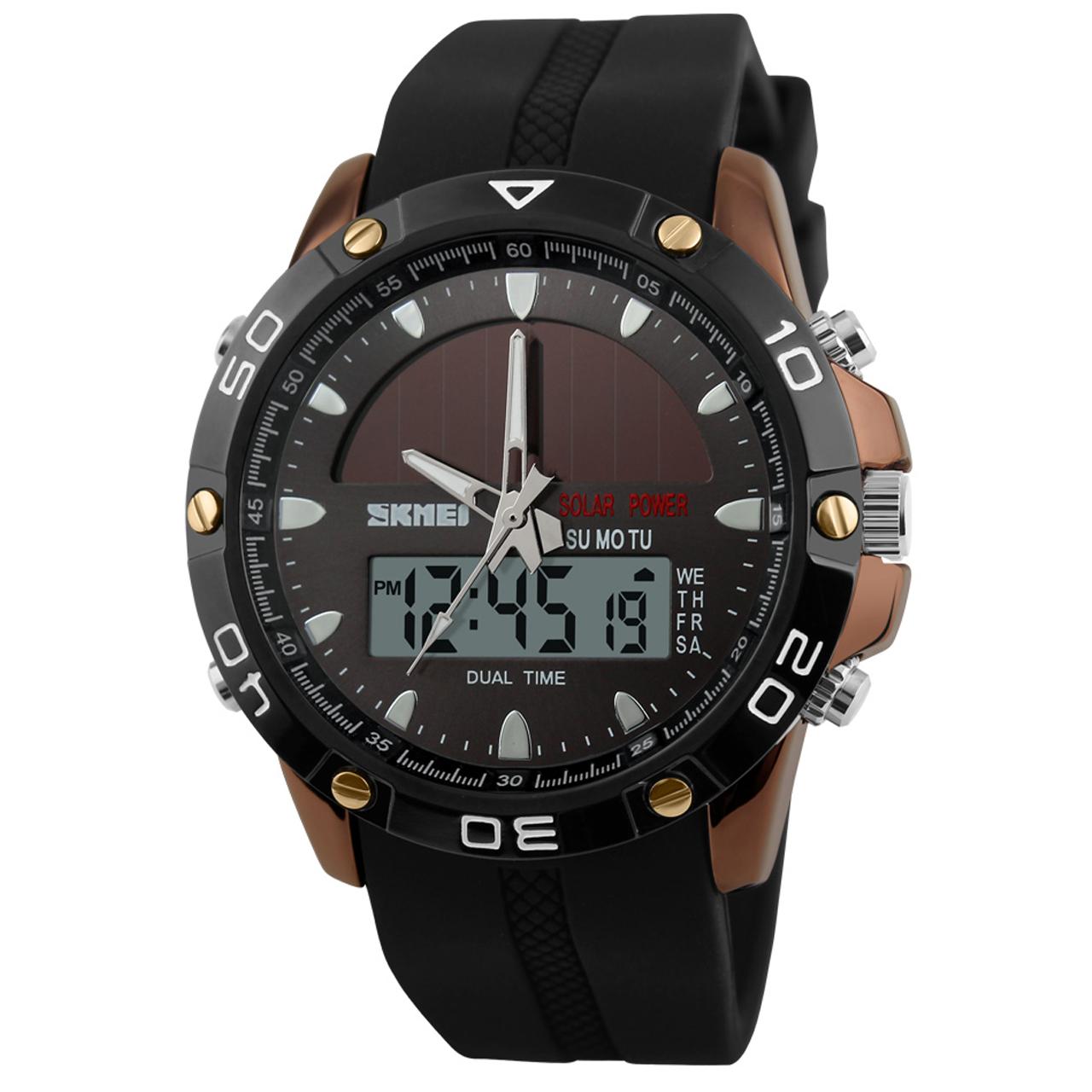 ساعت مچی عقربه ای مردانه اسکمی مدل 1064GH-NP              ارزان