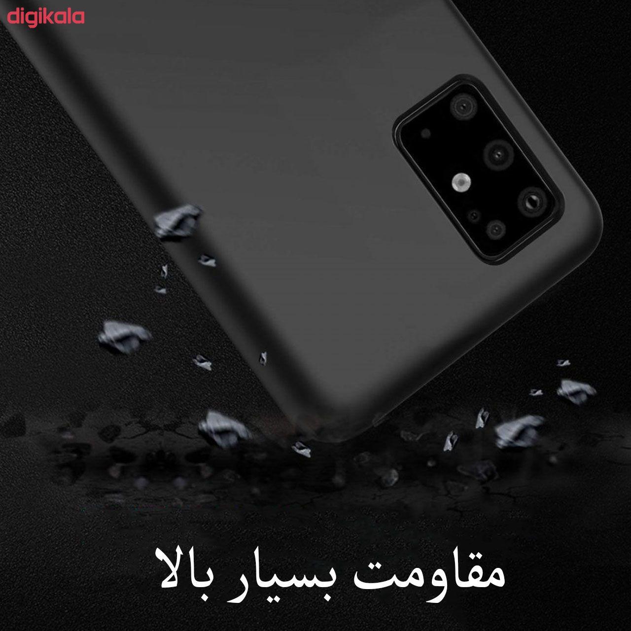 کاور مدل SLCN مناسب برای گوشی موبایل سامسونگ Galaxy A71 main 1 13