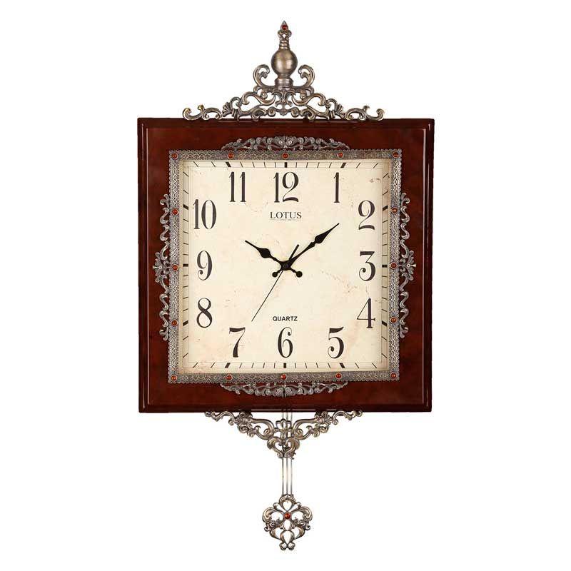 ساعت دیواری لوتوس مدل 1804 WOLFSBORG