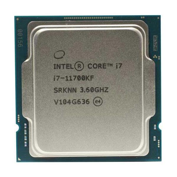 بررسی و {خرید با تخفیف} پردازنده مرکزی اینتل مدل 11700KF اصل