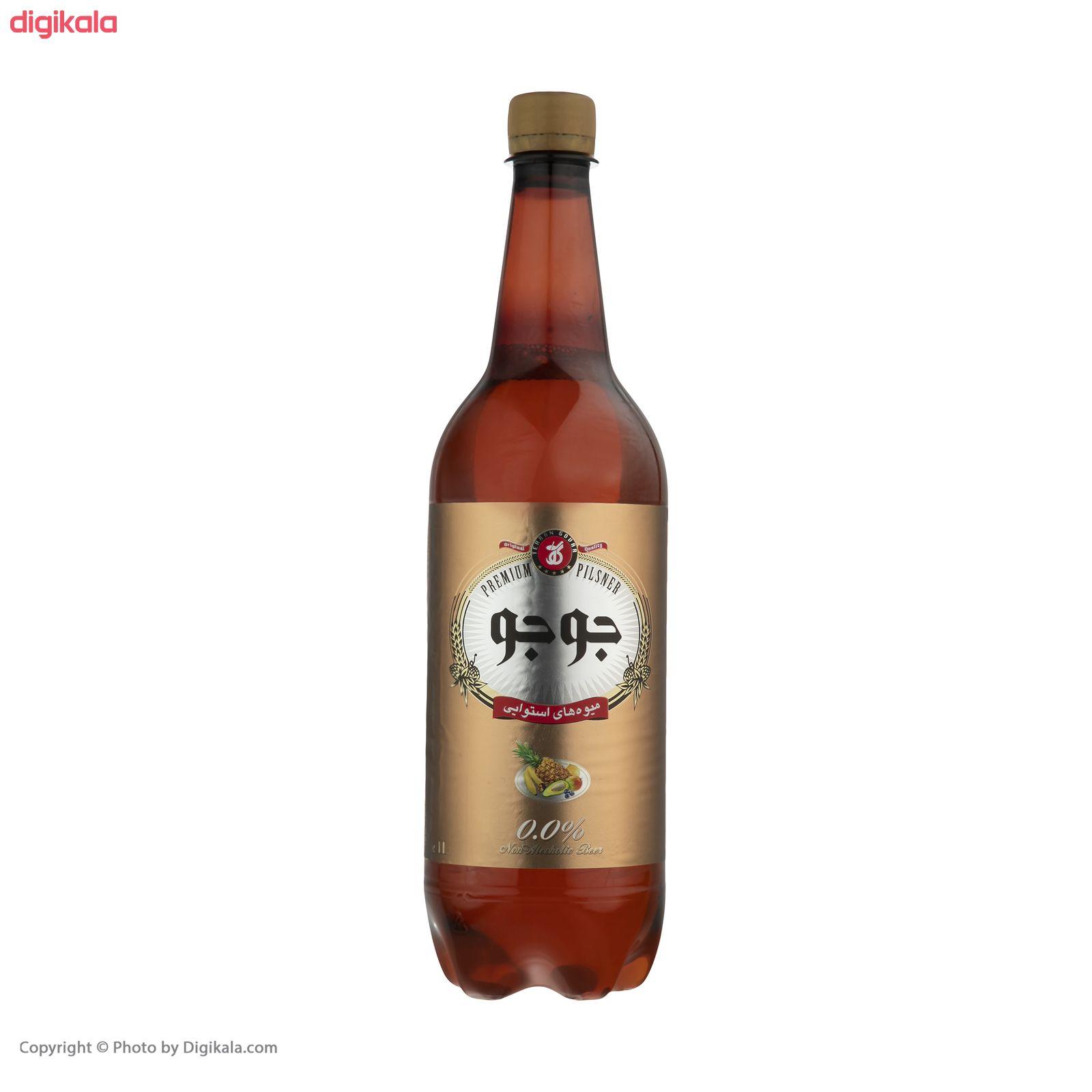 نوشیدنی مالت جو جو با طعم استوایی - 1 لیتر main 1 3