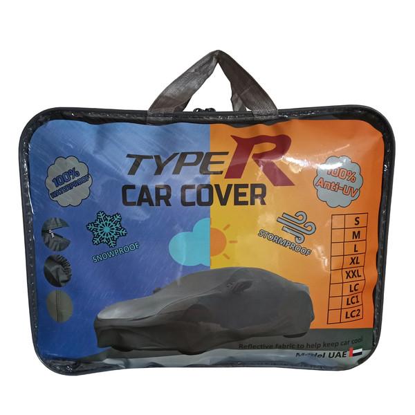 روکش خودرو مدل TCOM مناسب برای پراید