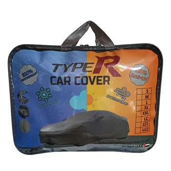 روکش خودرو تایپر مدل LAND مناسب برای تویوتا لندکروزر