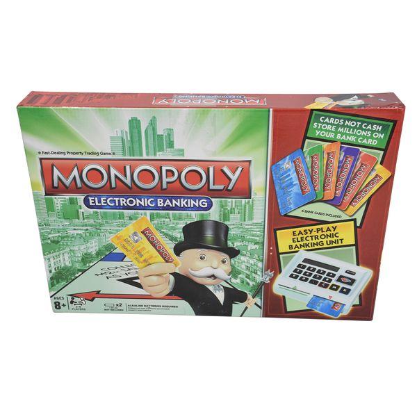 بازی فکری مونوپولی مدل Jack royal Banking کد 05