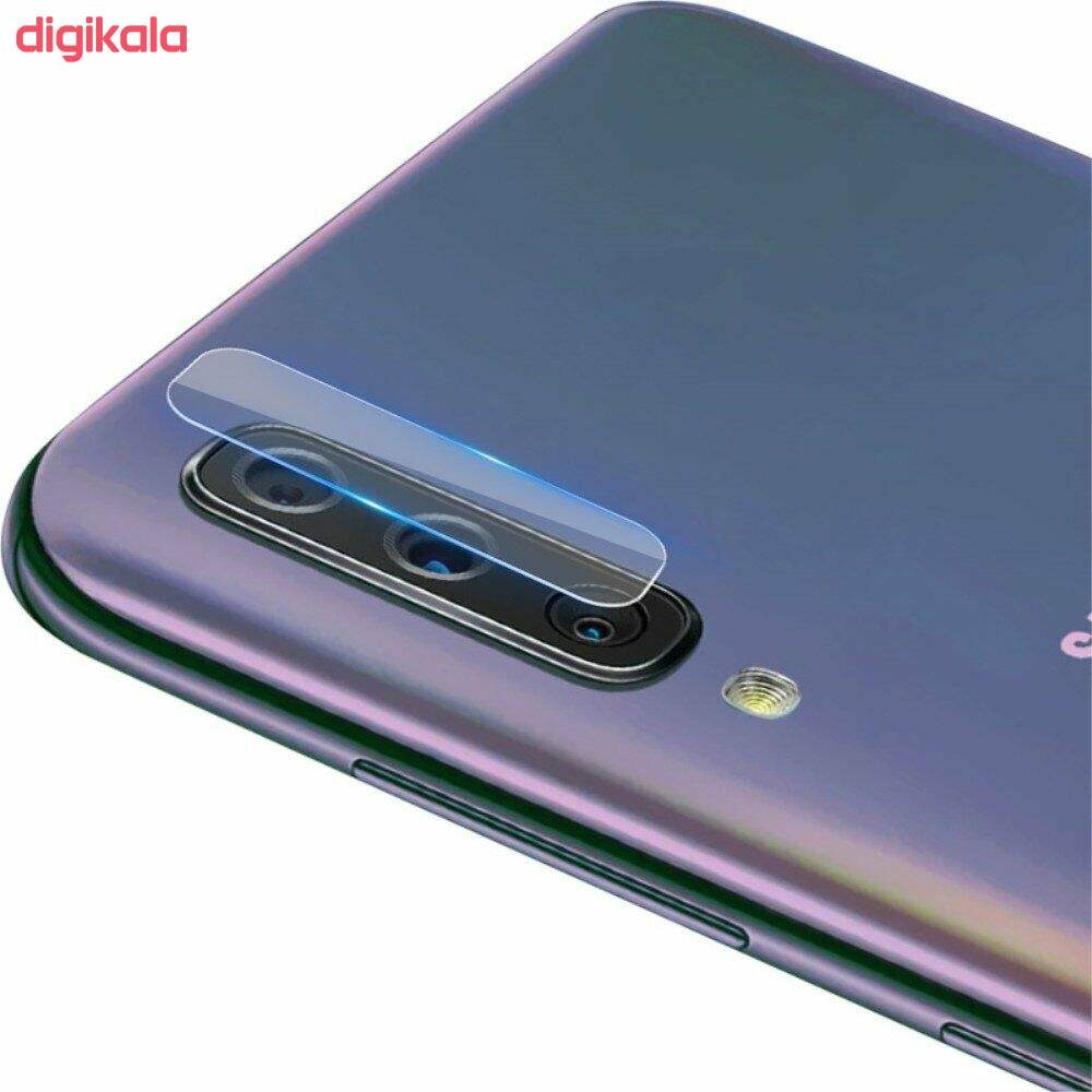 محافظ لنز دوربین سیحان مدل GLP مناسب برای گوشی موبایل سامسونگ Galaxy A50 / A70 main 1 5