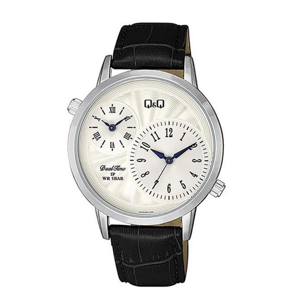 ساعت مچی عقربه ای مردانه کیو اند کیو مدل qz22j304y