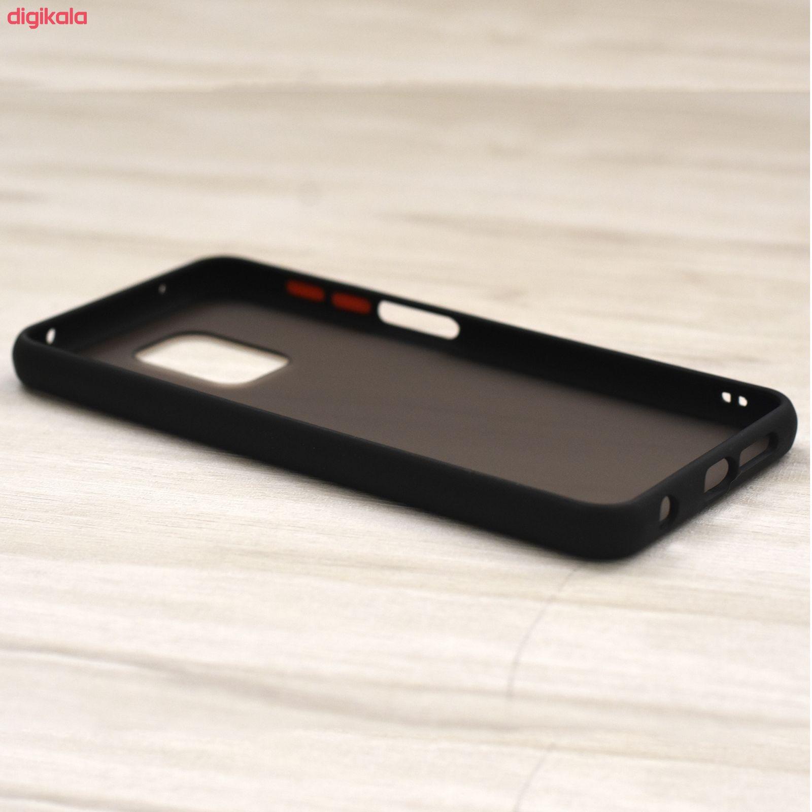 کاور مدل Slico01 مناسب برای گوشی موبایل شیائومی Redmi Note 9S / 9 Pro main 1 14