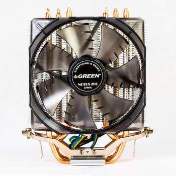 خنک کننده پردازنده گرین مدل NOTUS 200-PWM