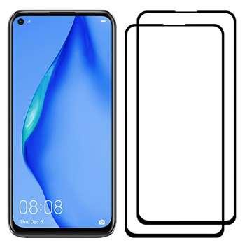 محافظ صفحه نمایش مدل FCG مناسب برای گوشی موبایل هوآوی nova 7i بسته دو عددی
