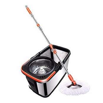 ست سطل و زمین شوی مدل spin mop 512