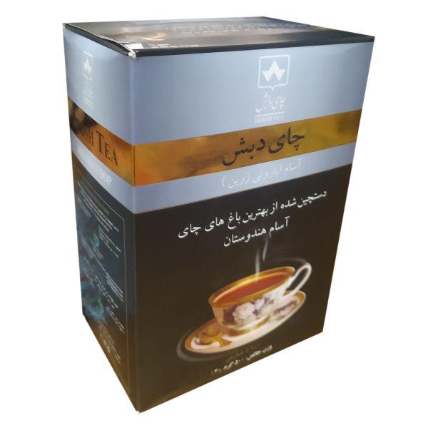 چای آسام باروتی زرین چای دبش  - 500 گرم