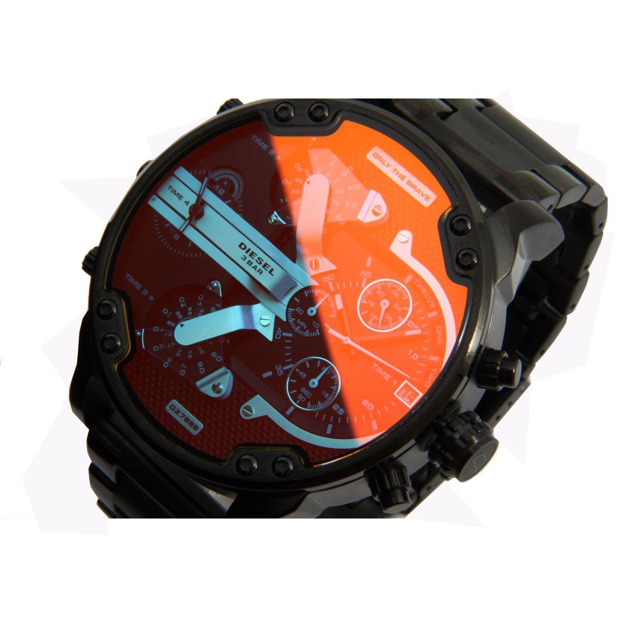ساعت مچی عقربه ای مردانه دیزل مدل DZ 4389 -  - 4