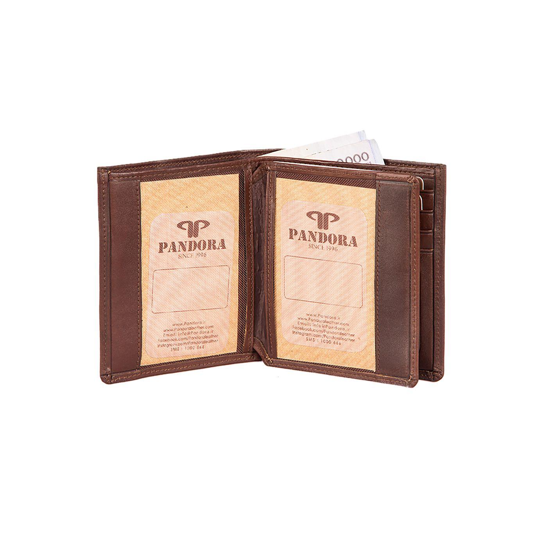 کیف پول مردانه پاندورا مدل B6008 -  - 6