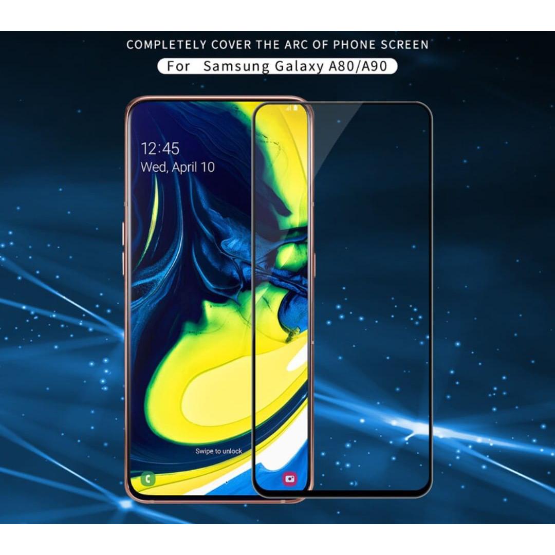 محافظ صفحه نمایش فوکس مدل PT001 مناسب برای گوشی موبایل سامسونگ Galaxy A80 main 1 11