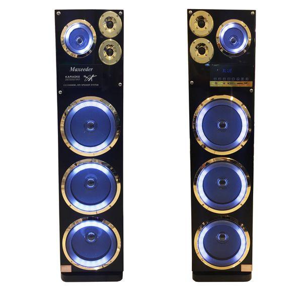 اسپیکر بلوتوثی مکسیدر مدل MX-TS3102 بسته دو عددی