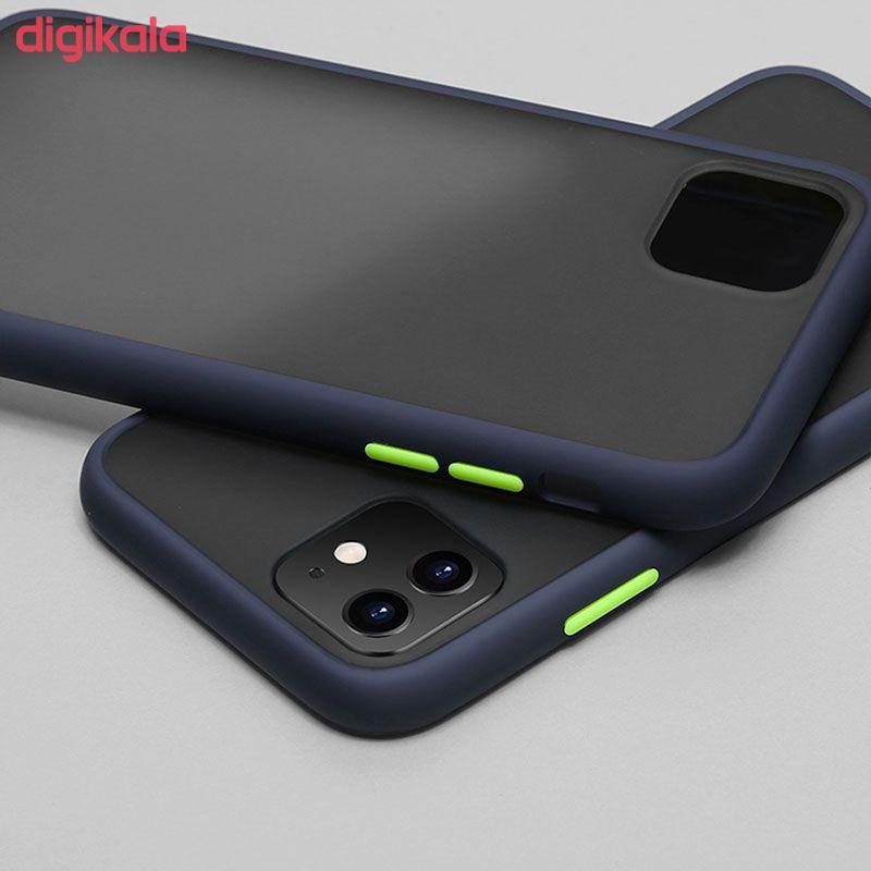 کاور لوکسار مدل G-918 مناسب برای گوشی موبایل اپل iPhone 11 main 1 6