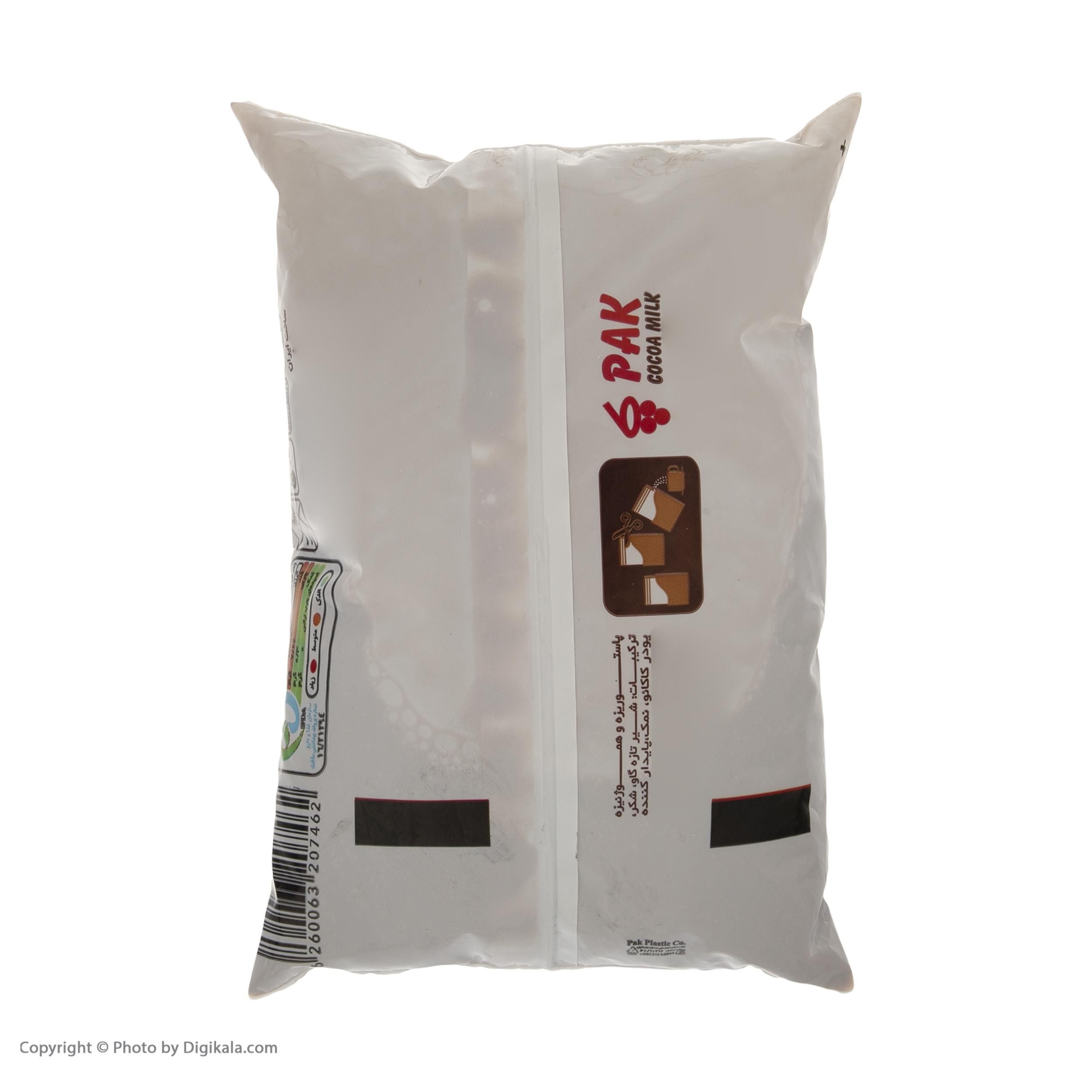 شیر کاکائو پاک - 750 میلی لیتر