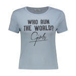 تی شرت زنانه کالینز مدل CL1032901-BLE thumb