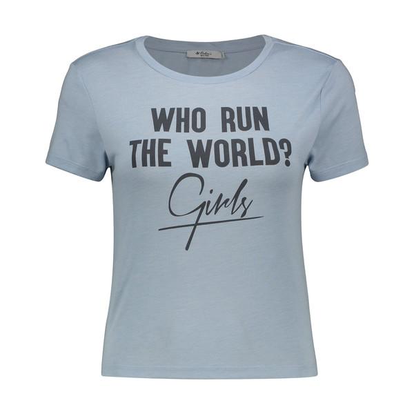 تی شرت زنانه کالینز مدل CL1032901-BLE