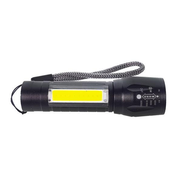 خرید                                     چراغ قوه دستی مدل M002