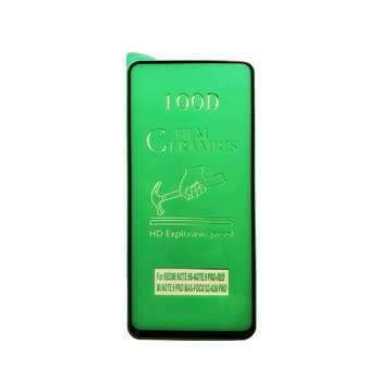 محافظ صفحه نمایش سرامیکی مدل FLCRG01mo مناسب برای گوشی موبایل شیائومی Redmi Note 9 Pro