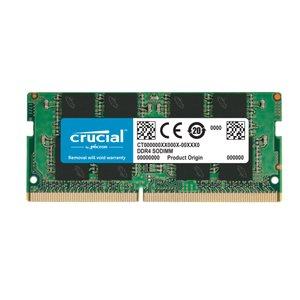 رم لپ تاپ DDR4 تک کاناله 2666 مگاهرتز CL19 کروشیال مدل CT000000XX000X ظرفیت 8 گیگابایت