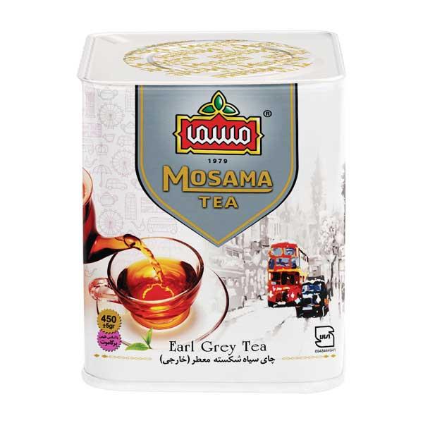 چای سیاه شکسته معطر مسما - 450 گرم
