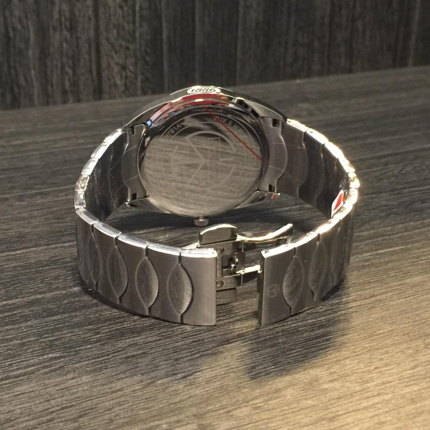 ساعت مچی عقربهای مردانه متی تیسوت مدل H791ABU