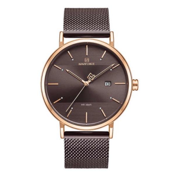 ساعت مچی عقربهای مردانه نیوی فورس مدل 3008 MC