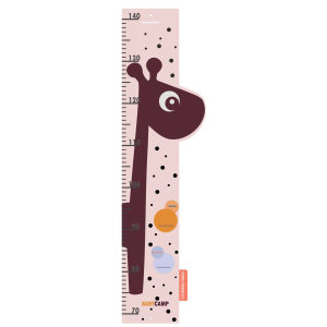 متر اندازه گیری کودک مدل زرافه