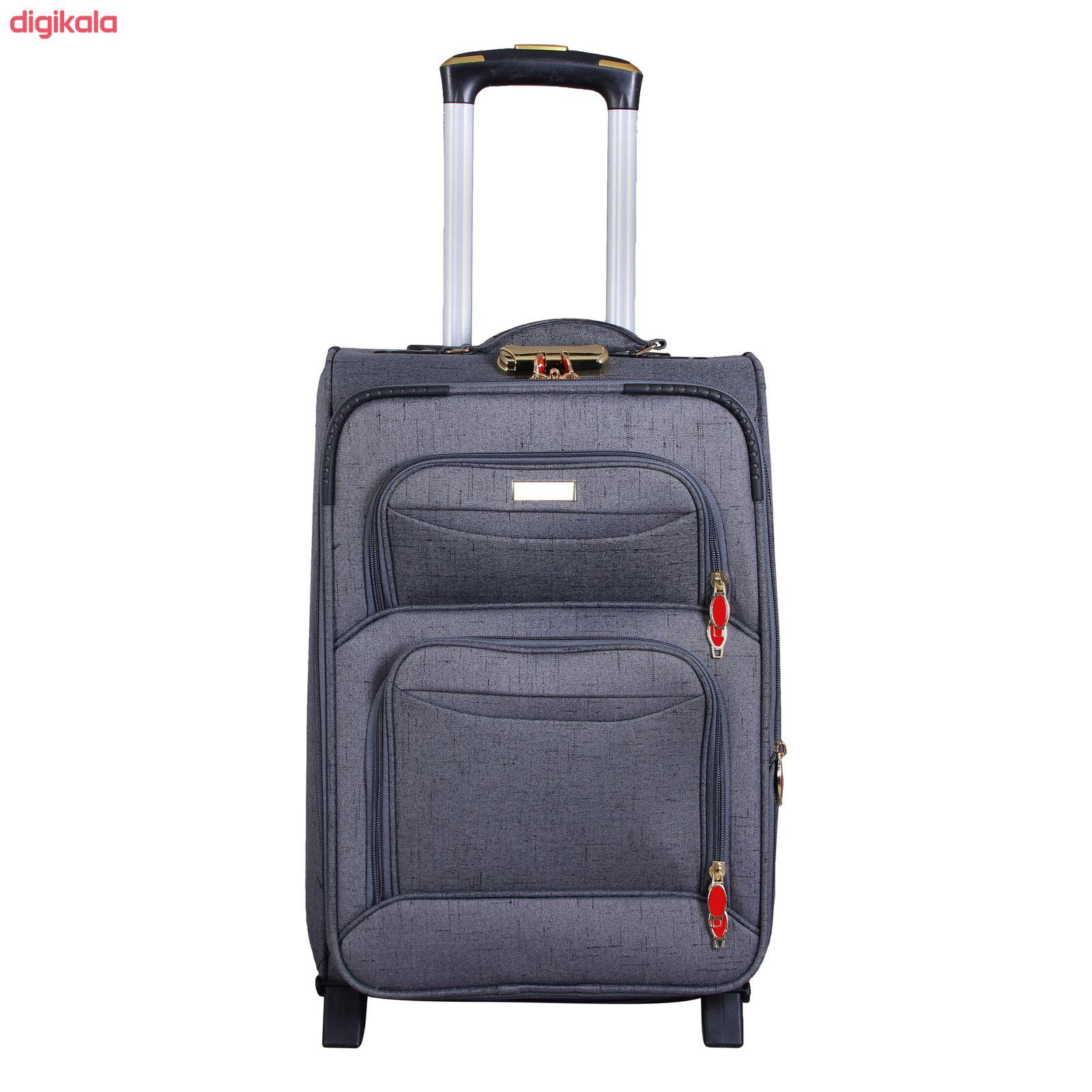 مجموعه سه عددی چمدان مدل 0301A main 1 1