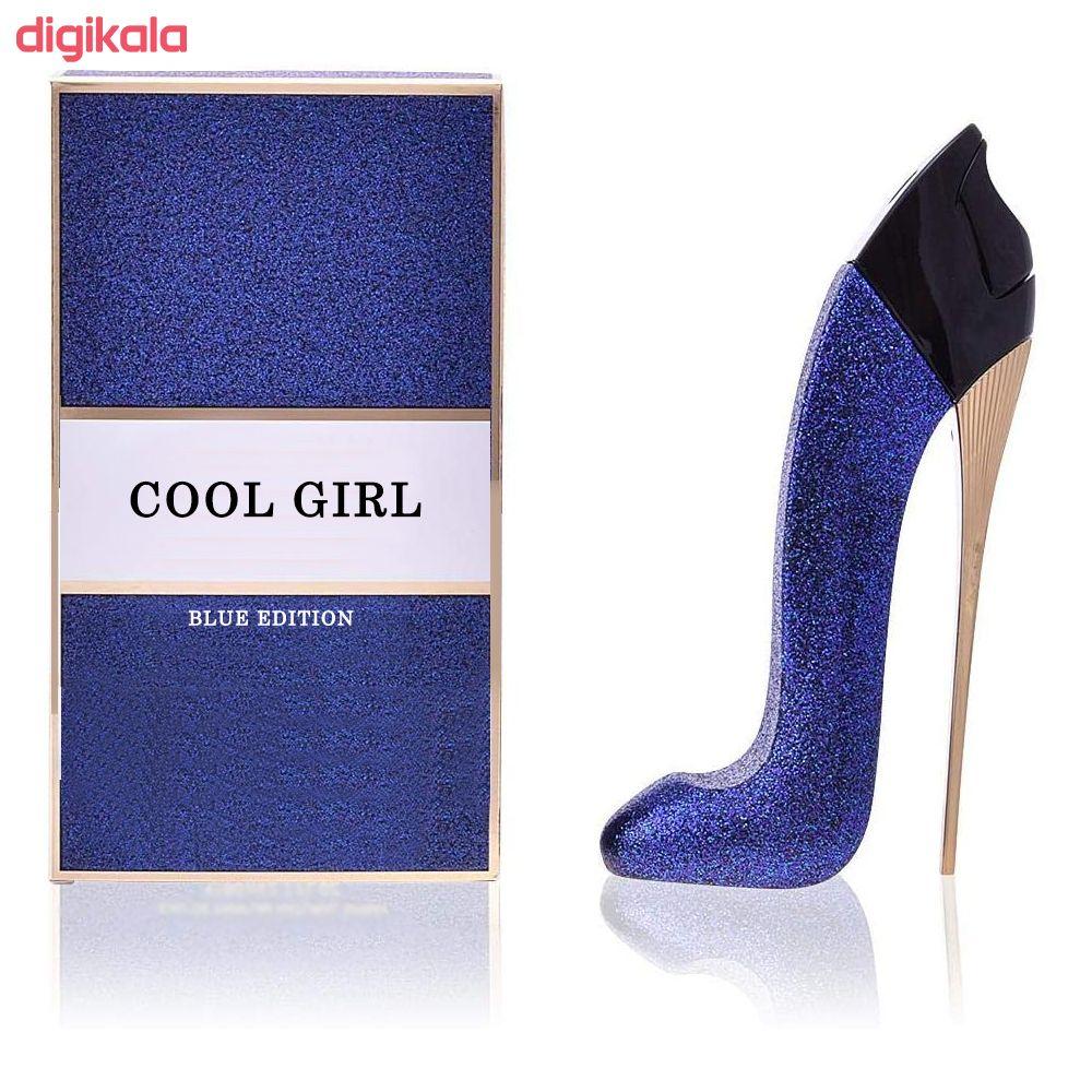 ادو پرفیوم زنانه روونا گود گرل مدل BLUE EDITION حجم 100 میلی لیتر main 1 2
