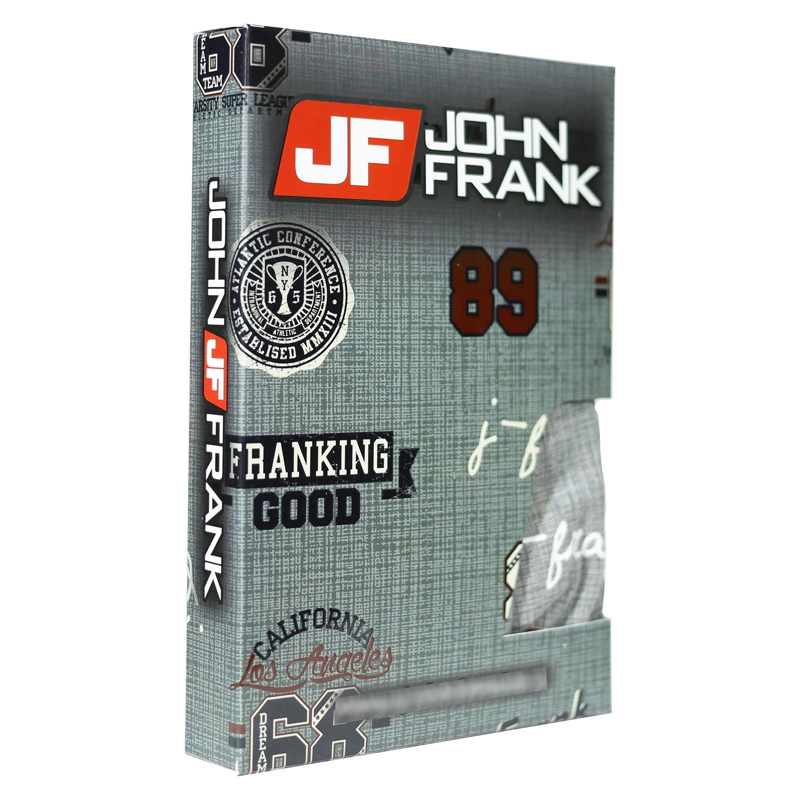 شورت مردانه جان فرانک کد BL-JB 105 -  - 4