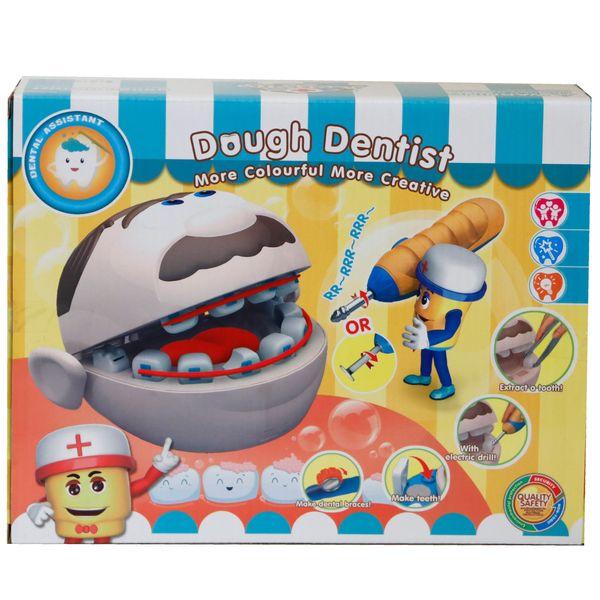 ست اسباب بازی تجهیزات دندان پزشکی کد D7070
