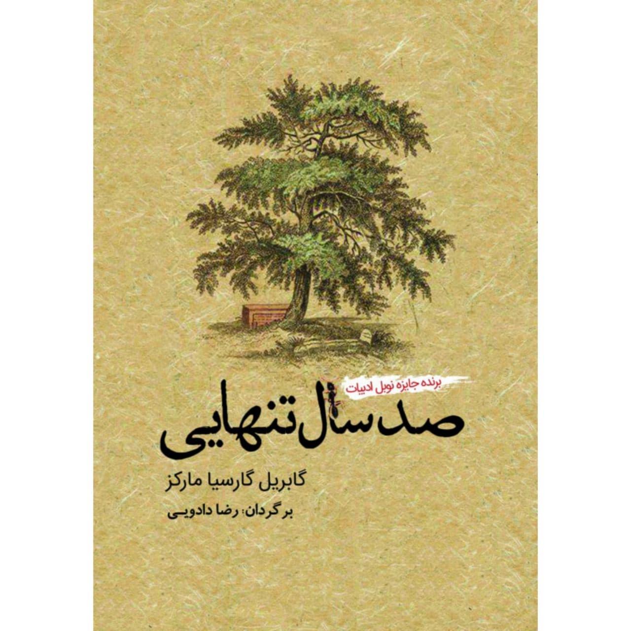 کتاب صد سال تنهایی اثر گابریل گارسیا مارکز نشر آمه