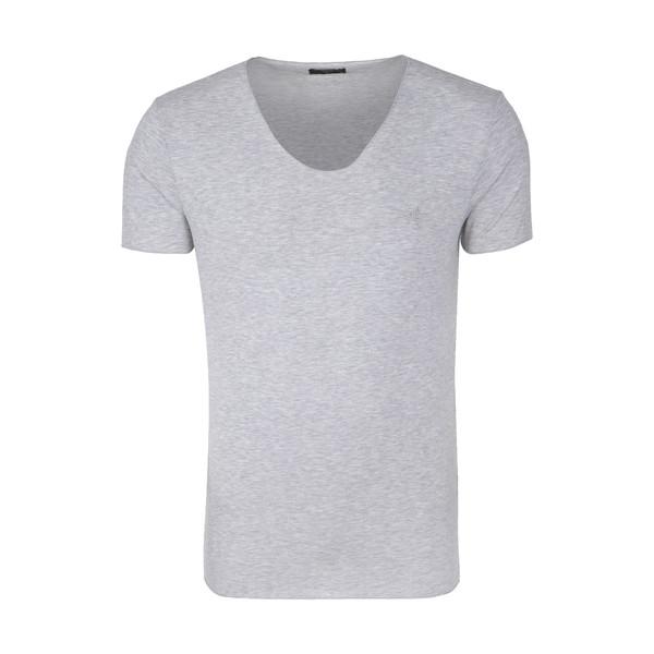 تی شرت مردانه کالینز مدل CL1025760-GREYMELANGE