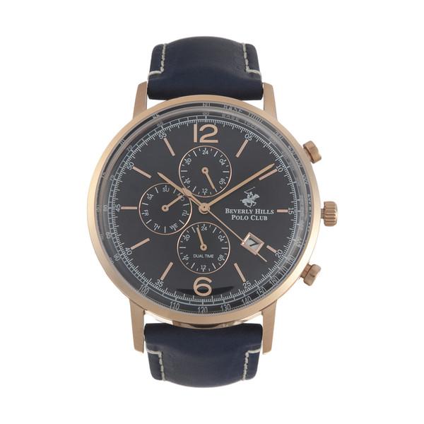 ساعت مچی عقربهای مردانه بورلی هیلز پولو کلاب مدل BP3034X.499