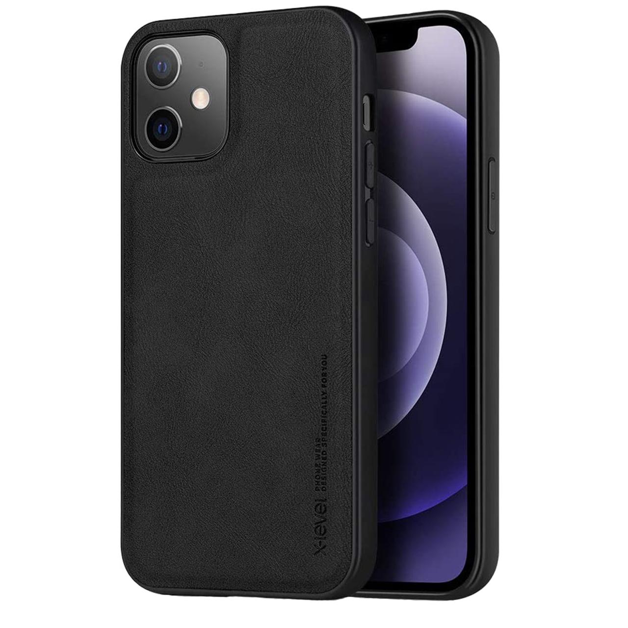 بررسی و {خرید با تخفیف} کاور ایکس لول مدل E8R13 مناسب برای گوشی موبایل اپل iPhone 12 ProMax اصل