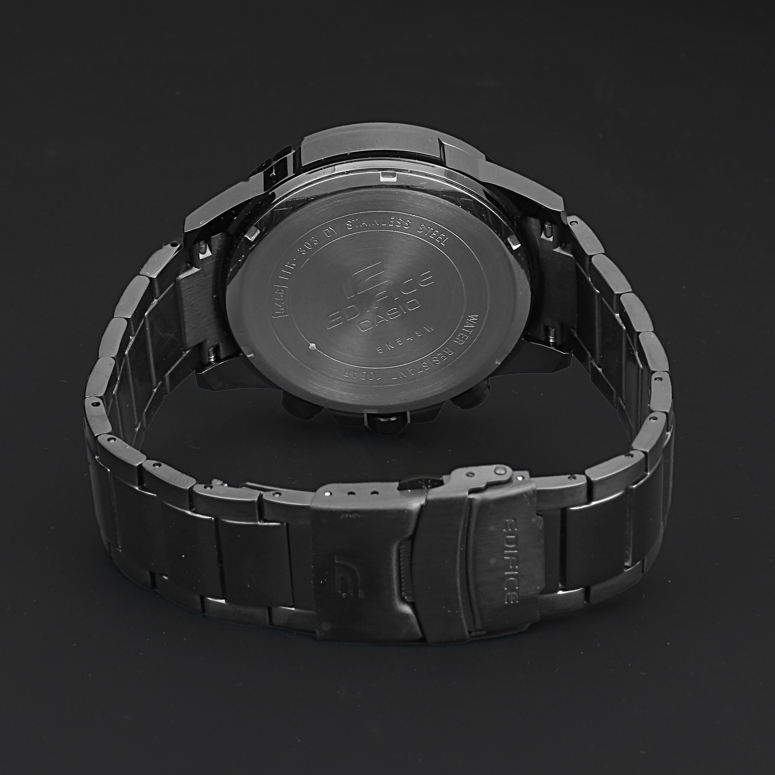 ساعت مچی عقربهای مردانه کاسیو مدل EFR303-DY