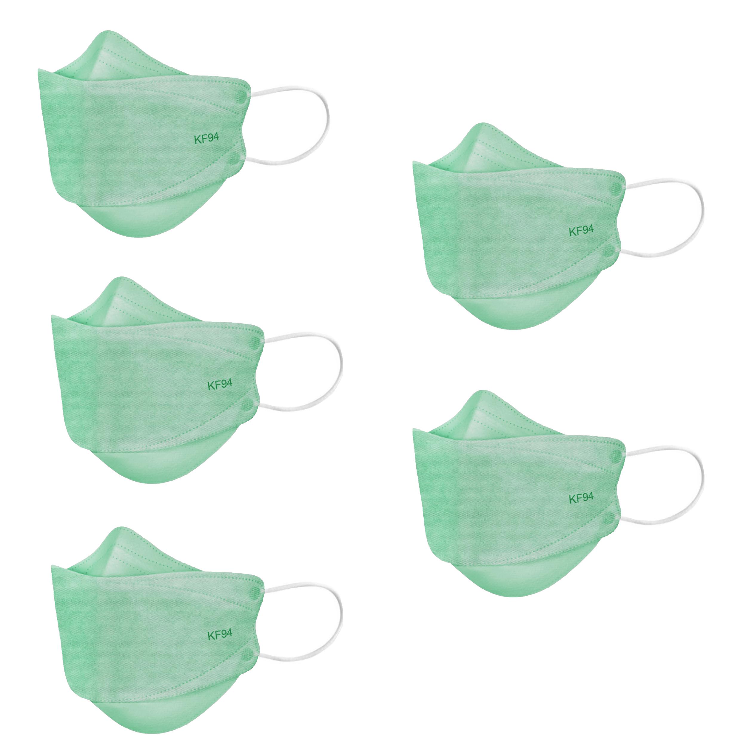 ماسک تنفسی اس اچ ام کد LY4-0075-sa بسته 5 عددی